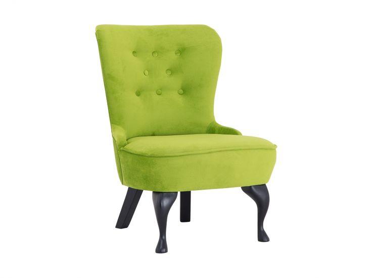 DANA Fåtölj Grön i gruppen Inomhus / Fåtöljer / Fåtöljer hos Furniturebox (110-89-101892) - till kunder - 2370 kr