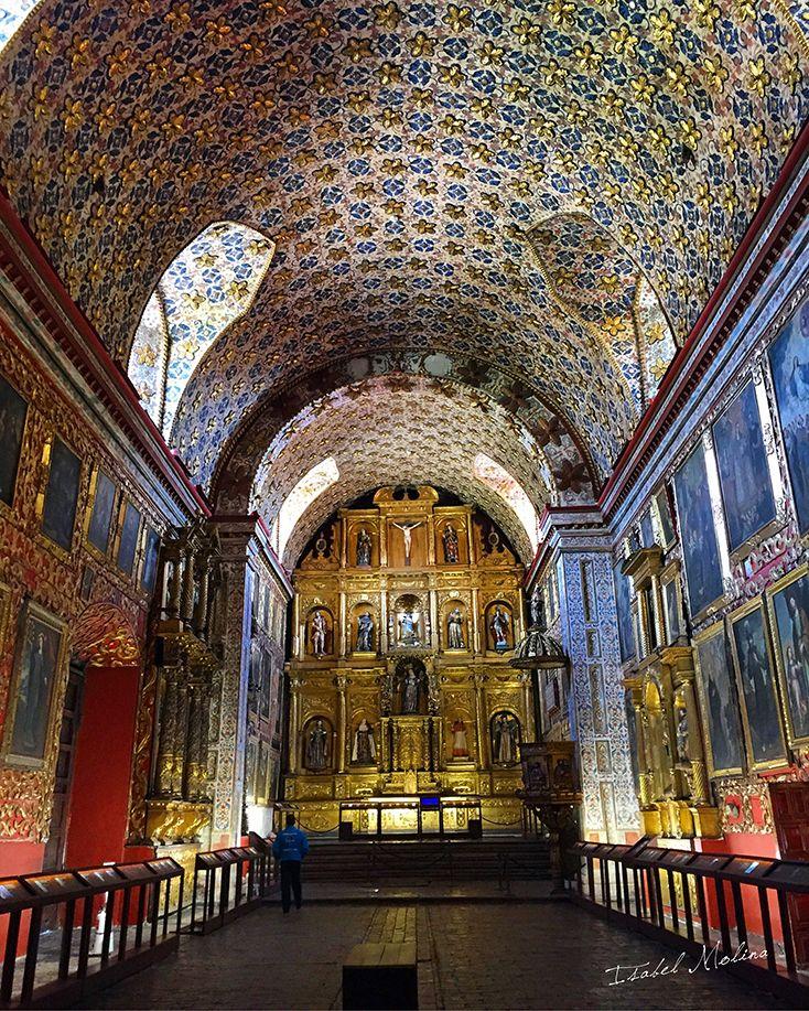 Museo de Santa Clara, Bogotá Colombia