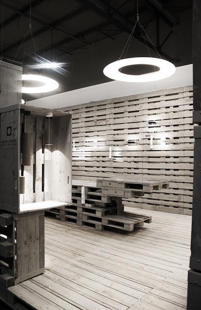 Stand Wever & Ducre Euroluce 2013 in Milano #Luminaria  #Design #Lighting #Lightmex #WeverandDucre