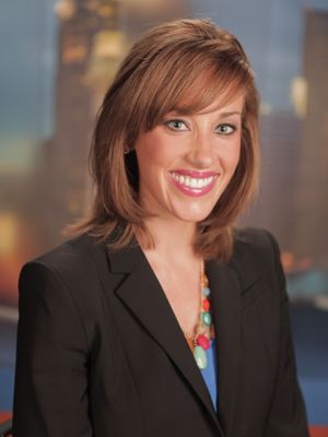 TV News Anchor Nicole Pence '06 Profiled in Hometown Newspaper