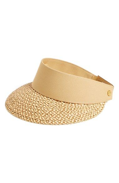 Eric Javits 'Squishee® Champ' Custom Fit Visor available at #Nordstrom