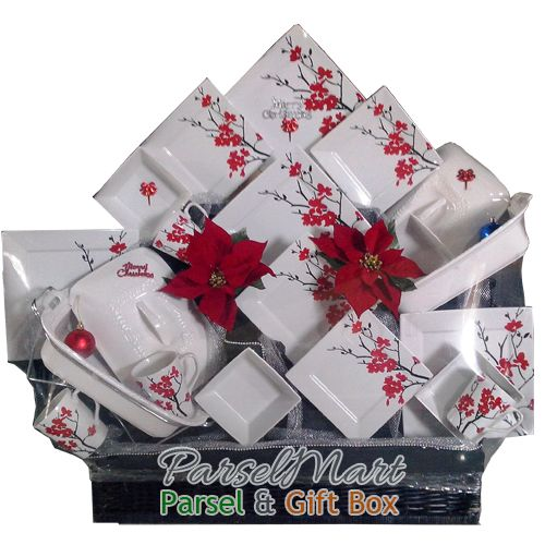 Elegant Christmas Gift, free delivery to Jakarta, Indonesia. IDR 1.999.000  See more products at http://parselmart.com