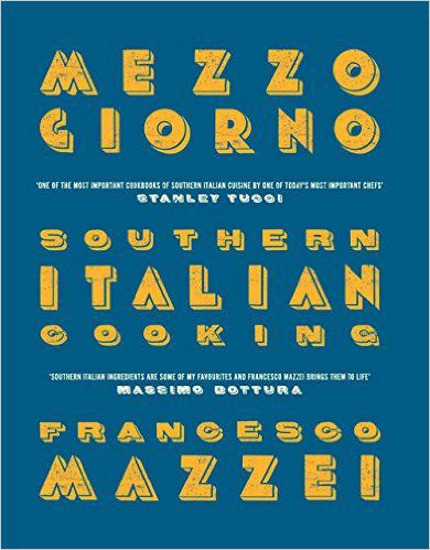 Celebrated London-based chef Francesco Mazzei, in his first cookbook, illustrates the dishes he learned from his family as a boy in southern Italy.