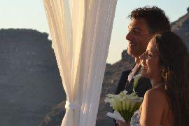 Weddings and events in Greece.Wedding in Santorini. Wedding planner Joanna Loukaki