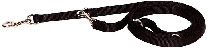 Hamilton Double Thick Nylon European Lead -- Find out more details by clicking the image : Dog leash