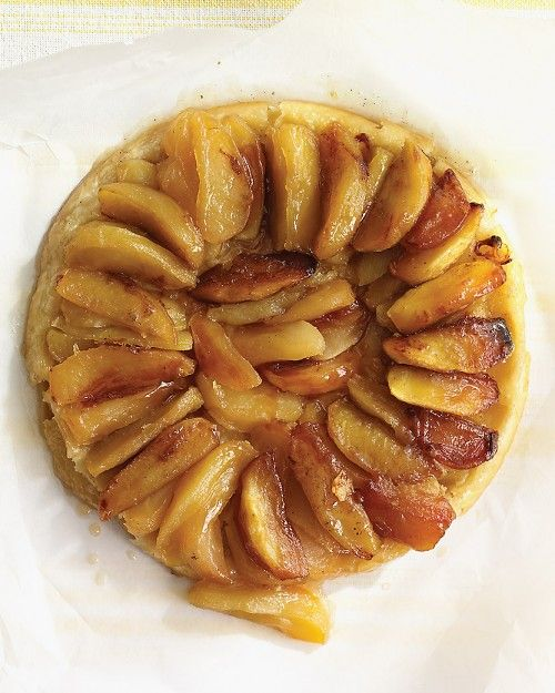 Caramelized Apple Tart - Martha Stewart Recipes