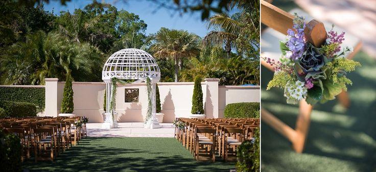 Wedding gazebo, Florida Botanical Gardens