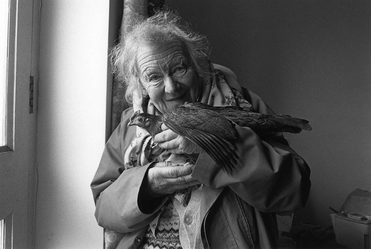 "#nomorolemodel Hope Bourne (1920-2010) was a British writer and naturalist. At 52,  heartbroken when the man she loved married another, she chose to live alone and fend for herself in a remote valley on Exmoor. ""For money, you sell the hours and the days of your life, which are the only true wealth you have,"" she wrote. ""You sell the sunshine, the dawn and the dusk, the moon and the stars, the wind and the rain, the green fields and the flowers... You sell health and joy and freedom."""