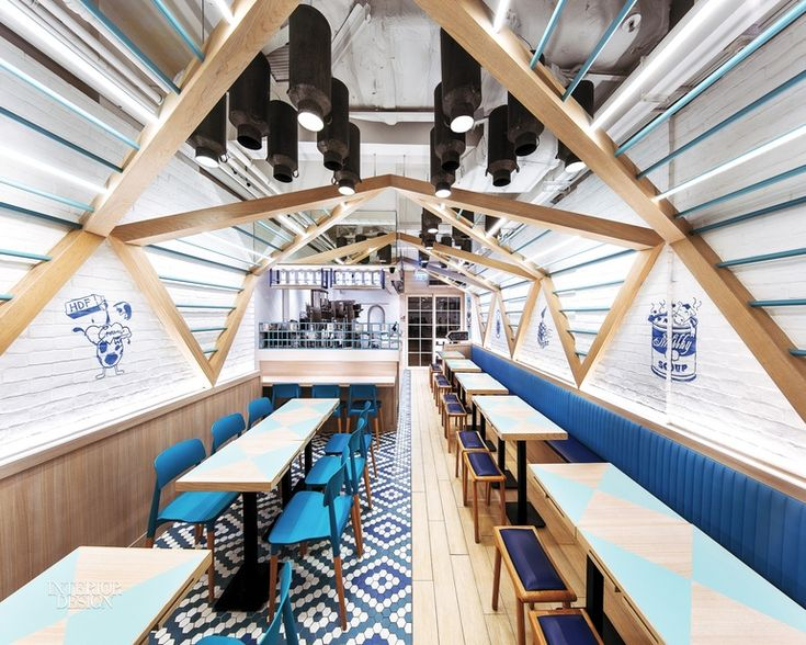 Hot New Restaurant Designs