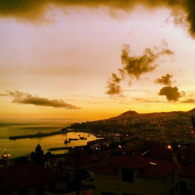 Funchal em Madeira
