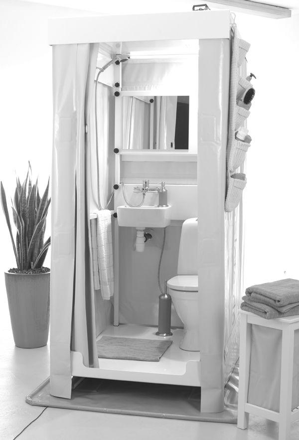 sanicomplete   Das mobile kompaktbad   Mini bad, Mobile ...