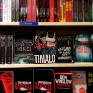 TiMalo présente Dyablès, son roman en créole guadeloupéen, à Berlin en Allemagne le 16 Janvier.