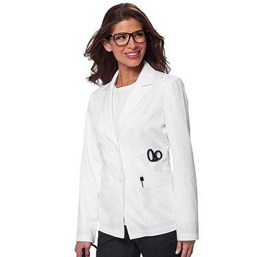 koi Women's Macie Lab Coat