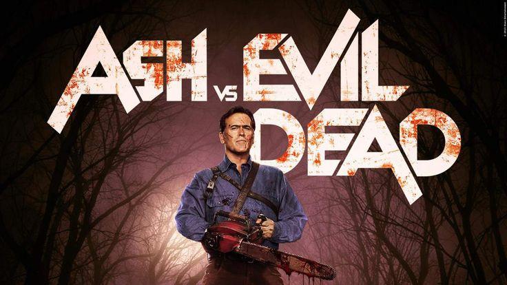 SERIE: Erster blutiger Trailer zu 'Ash Vs Evil Dead' - Staffel 3 schockt!  Zur Horror-Serie Ash Vs Evil Dead mit Bruce Campbell zeigen wir euch hier den ersten Trailer zu Staffel 3! Erste Einblicke in die neuen Folgen der Splatter-Serie. >>> https://www.film.tv/go/38573-pi  #Horror #BruceCampbell #Splatter