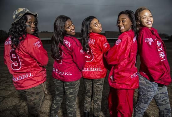 Lifetime's 'Bring It!' reality show premieres tonight; meet the ...