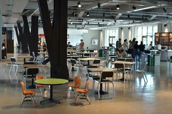 The Armory Food Court Seattle Wa