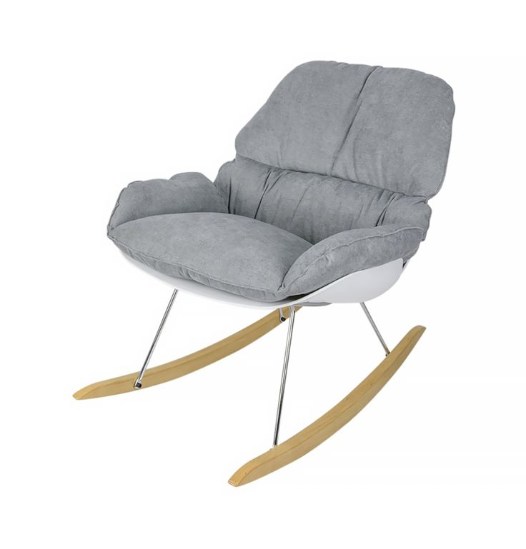 Claudio Francesco Bellini Bay Rocking Chair - Matt Blatt