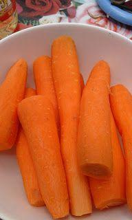 Adriana  Hobby: Clătite cu suc de morcovi