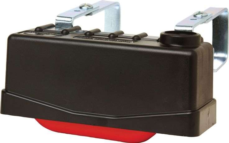 Little Giant Plastic Trough-o-matic With Brackets