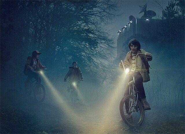 Netflix presentó el primer tráiler de Stranger Things #series