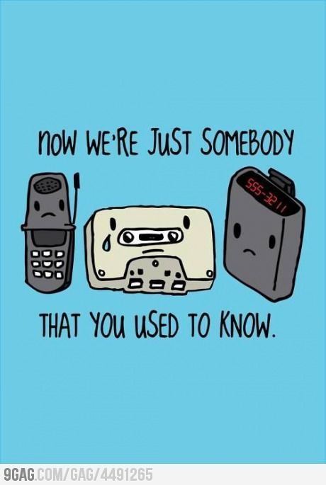 Oh the 90's: Laughing, Technology, Childhood Memories, Cassette Tape, Quote, Funny Stuff, Tech Humor, True Stories, Phones