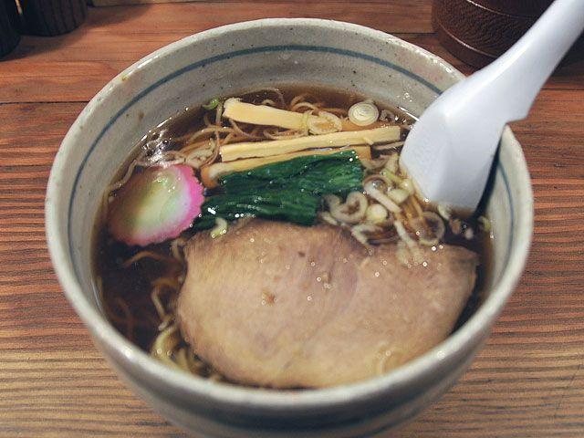 Asahikawa Ramen / 旭川ラーメン / Asahikawa Ramen / http://www.whichmeal.com/japan/dishes/Asahikawa-Ramen-1878/