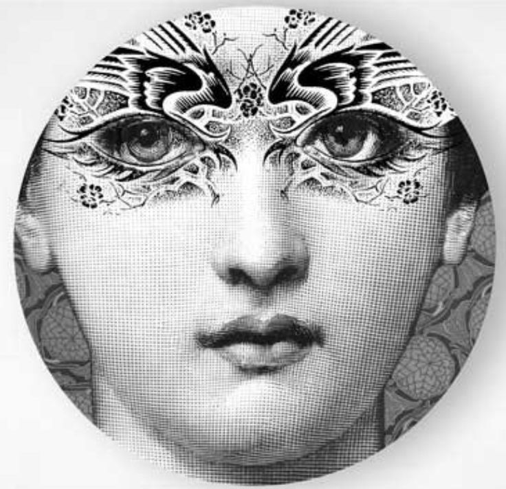 105 best fornasetti lina cavalieri images on pinterest. Black Bedroom Furniture Sets. Home Design Ideas