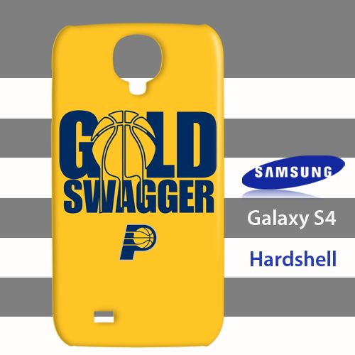 Blue Collar Gold Swagger Samsung Galaxy S4 Case Cover