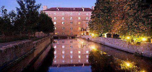 Hacienda Zorita Wine Hotel and Spa, Salamanca Hotel, Spain, SLH