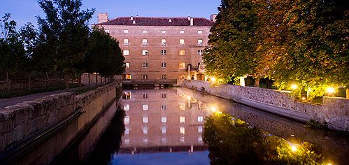 Hacienda Zorita Wine Hotel and Spa, Salamanca Hotel, Spain, SLH