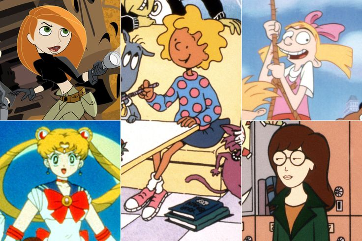 Cartoon Character Fashion - Shop It: The 13 Most Iconic Cartoon Outfits - Elle