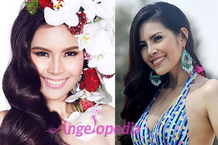 Jinnita Buddee crowned as Miss Thailand World 2016