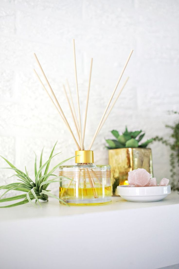 Make your own essential oil diffuser