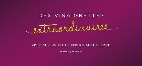 vinaigrettes extraordinaires