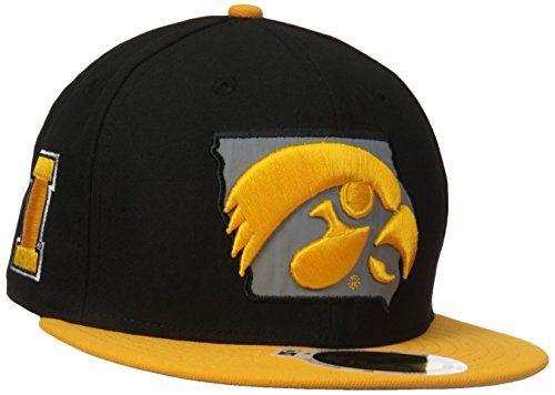 Iowa Hawkeyes New Era 59Fifty Hat