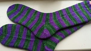 Ravelry: Have Fun Socks pattern by Louise Tilbrook