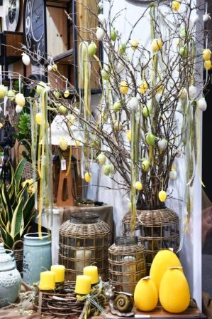 Innovative #Easter decorating ideas