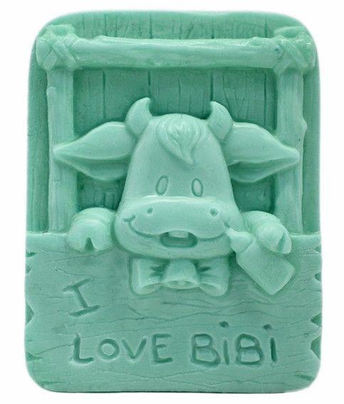 Molde de silicona, I love Bibi http://www.granvelada.com/es/moldes-para-hacer-jabones-de-bautizos/3071-molde-de-silicona-i-love-bibi.html?utm_source=Pinterest&utm_campaign=HacerJabones&utm_medium=SOCIAL&utm_publish=RSS