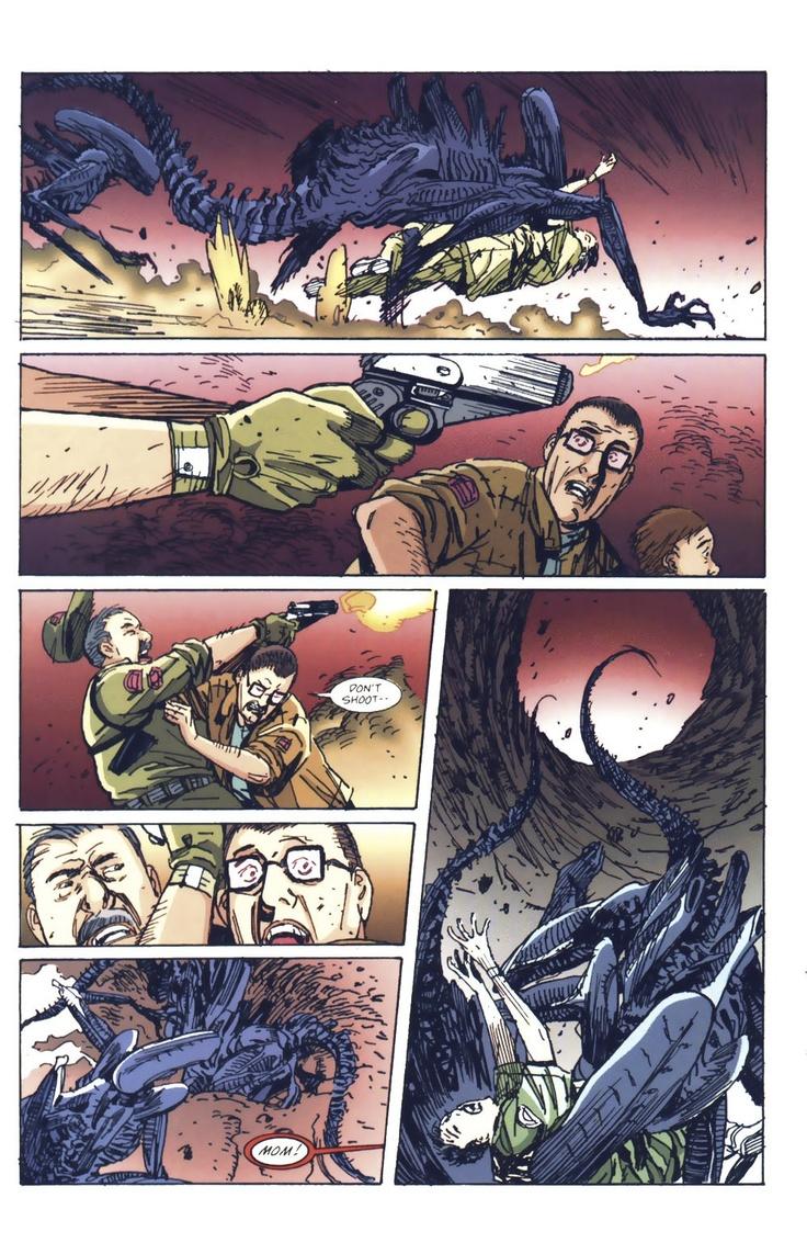 Art by Guy Davis: Comic Vi, Comic Art