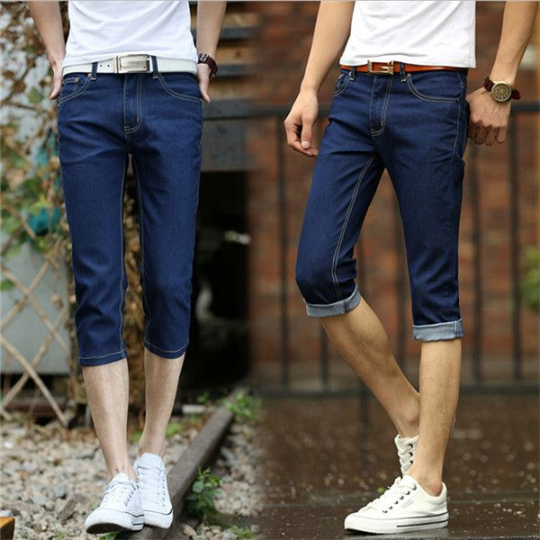 Shorts, a shortened form of pants in outline has now becoming a relaxed wear for people regardless of gender.