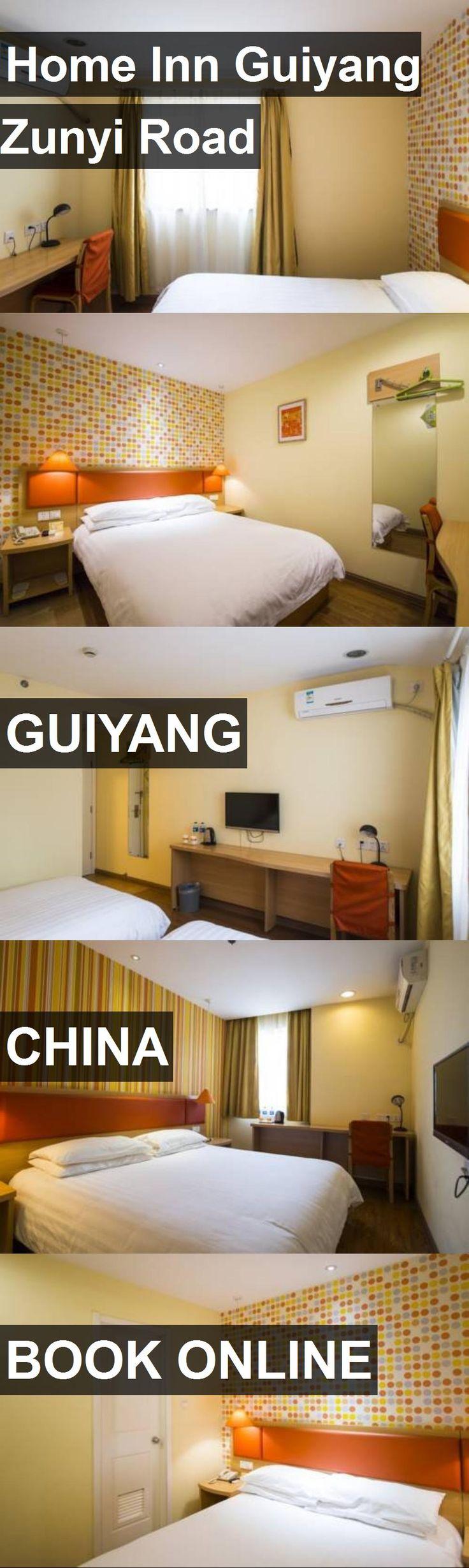 Hotel Home Inn Guiyang Zunyi Road in Guiyang, China. For more information, photos, reviews and best prices please follow the link. #China #Guiyang #travel #vacation #hotel