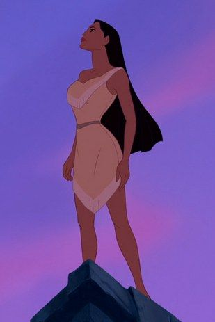 I feel bad for Pocahontas because she only gets to wear one outfit for the whole movie. But she looks pretty damn hot in it. | A Definitive Ranking Of 72 Disney Princess Outfits