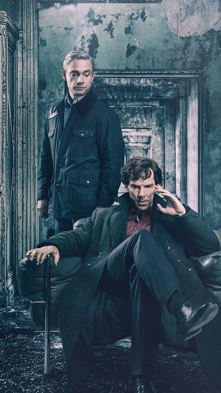 "Sherlock S04 E03 ""The Final Problem"". Sherlock Season 4 Episode 3 promo."