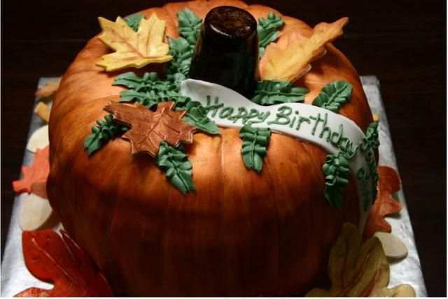Southern Blue Celebrations: Thanksgiving Cake Ideas