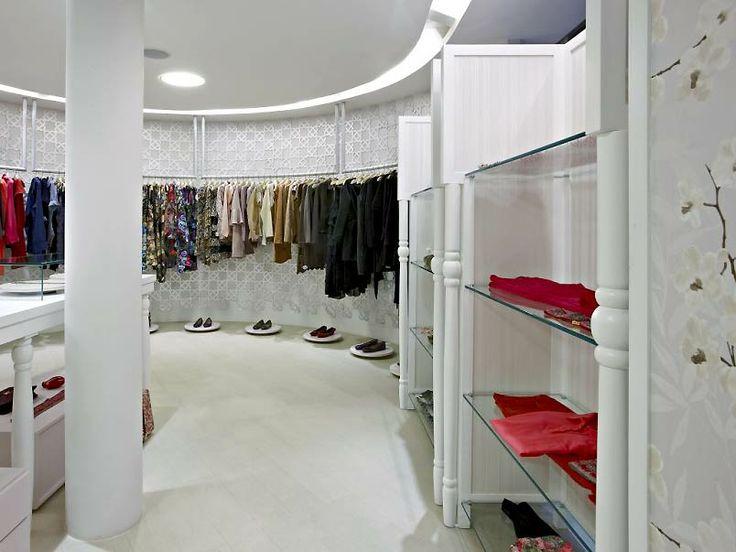 Clothing boutique interior design fashion boutique interior design