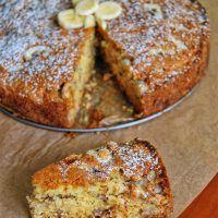 Pyszne, super proste i szybkie w przygotowaniu ciasto bananowe.