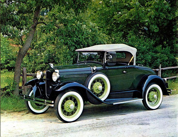 Best Ford Model A Deluxe Roadster Images On Pinterest Vintage - Best ford models