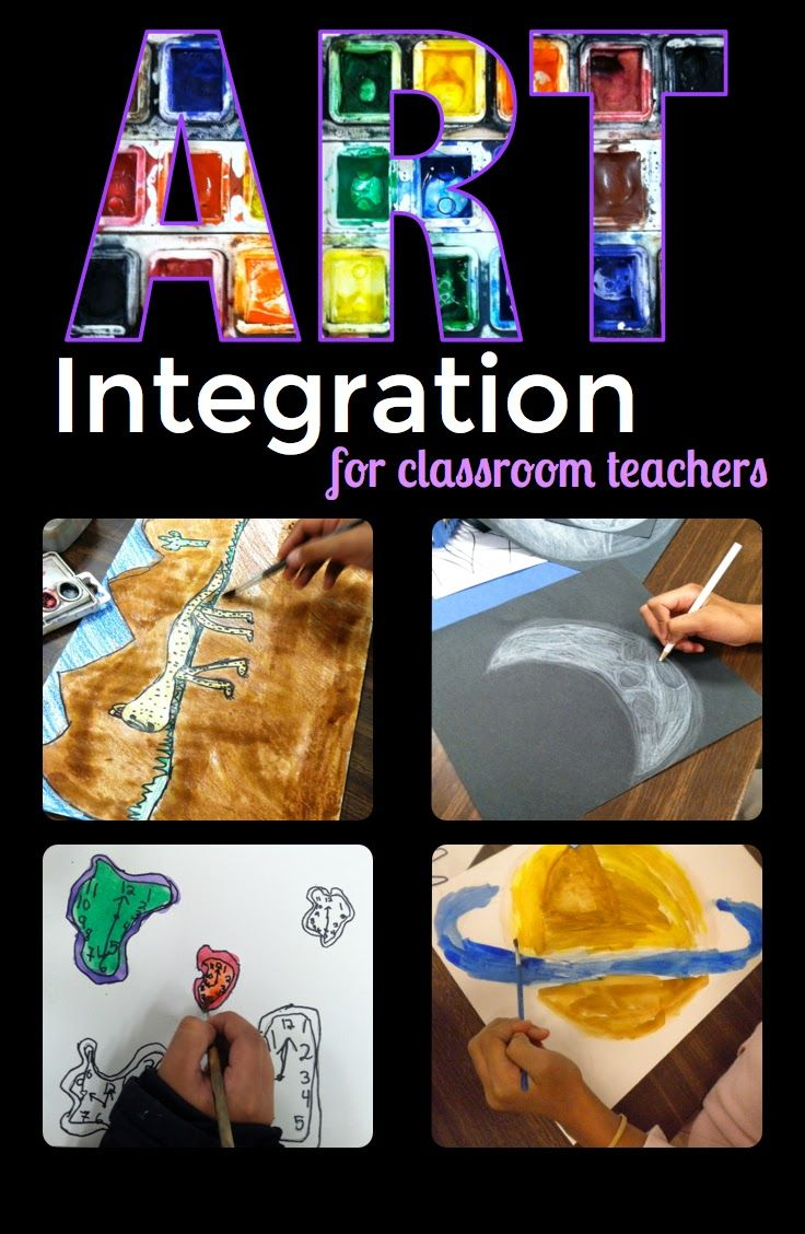 This is a must read, especially if you are struggling with integrating art. Not only does the author explain why art in the classroom is important, but she also gives you ideas for how to get art into your curriculum and there is also a lesson plan you can use right now!