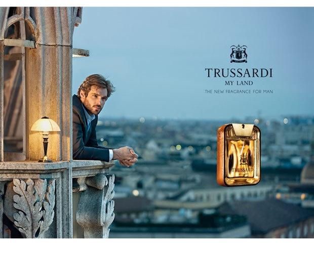 Trussardi Parfums - My Land #profumo #uomo