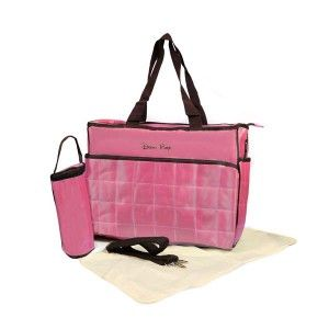 Buy Quilted pattern diaper bags online